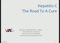 Hepatitis C - The Road to a Cure